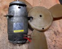 vanagon front radiator fan