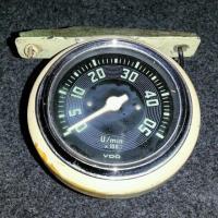Rare 4/1956 VDO Oval Ghia 5000rpm Tach