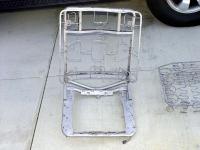 Bus Seat Frames