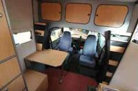 Bernd Jaeger's syncro expedition camper coach built 6