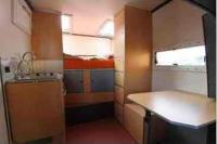 Bernd Jaeger's syncro expedition camper coach built 5