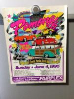 1995 Pomona swap meet poster