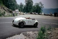 Charles Rutan at Equinox Hill Climb 1954