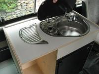 Custom Westy kitchen