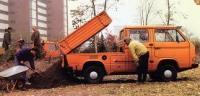 work vans/trucks