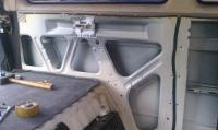 Syncro Soundproofing Project