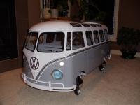 VW 21 window pedal car