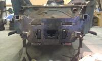 A-arm suspension subframe