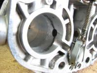 36 Dellorto with CB Upgrade Kit