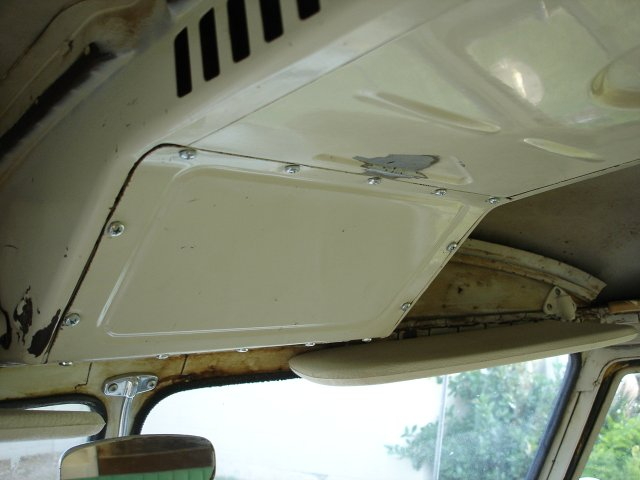 Westfalia Roof Vent Amp Westfalia Acryl Glasswindow