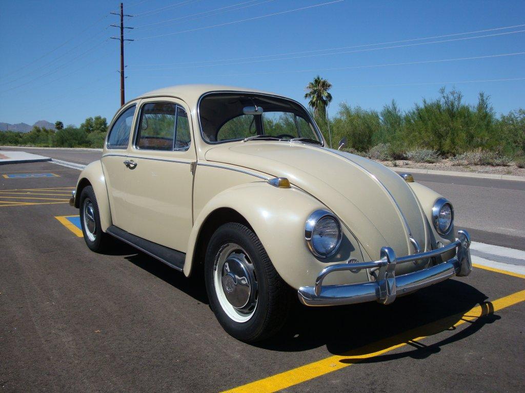 thesambacom  savanna beige vw beetle
