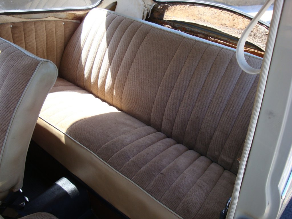 Thesamba Com 1967 Savanna Beige Vw Beetle